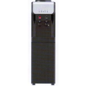 Clover温冷水ウォーターサーバー B19A1ブラック(床置式)+12LPETボトル2本・スクリューキャップ2個セット|healthcare-div