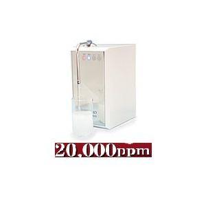 20000ppmのハイブリッド水素水サーバー「H2バブルサーバー YWH-500T」|healthcare-div