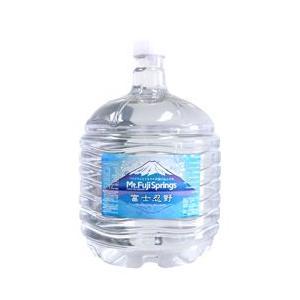 バナジウム含有天然水 「Mt.Fji.Springs富士忍野」ウォーターサバー用ボトルウォーター12L×2本入箱(容器付販売)|healthcare-div
