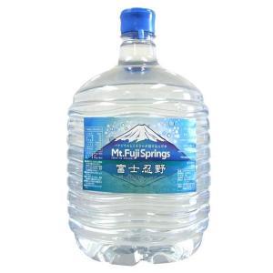 バナジウム含有天然水 「Mt.Fji.Springs富士忍野」ウォーターサバー用ミネラルウォーター8L×3本入箱(容器付販売)|healthcare-div