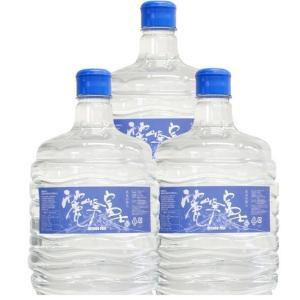 バナジウム入 天然水 「麗峰富士」 ウォーターサバー用ボトルウォーター8L×3本入箱(PET容器付販売)|healthcare-div
