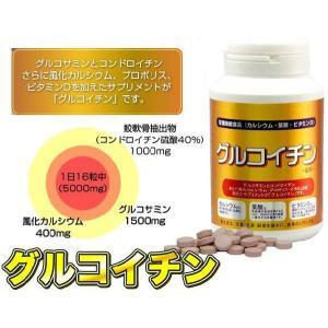 ≪節々の悩みに≫「グルコイチン〈錠剤〉」480粒 まとめて3箱 送料無料|healthcare-div