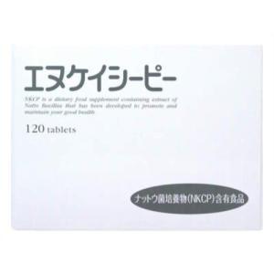 最高レベルのナットウキナーゼ!「 精製ナットウ菌培養物 エヌケーシーピー(NKCP)」120粒|healthcare-div
