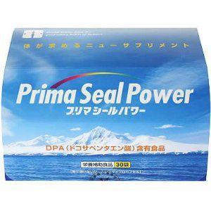 アザラシオイル加工食品 プリマシールパワー30包|healthcare-div