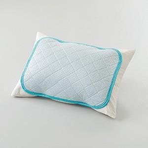 アイスマックス 枕パッド 3個セット 只今店長のお薦めプレゼント贈呈中。|healthpia-shop