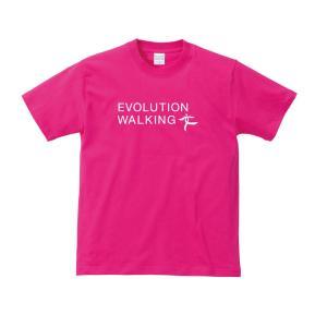 ウォーキングTシャツ B001 (トロピカルピンク)【Ladies】|healthselect