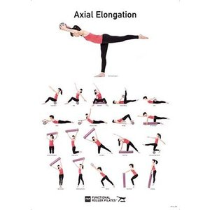 FRピラティス ポスター【Axial Elongation】|healthselect