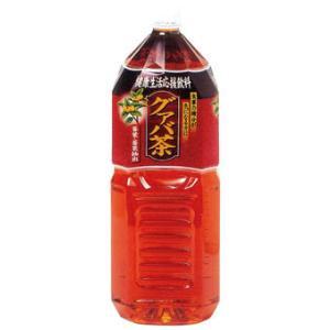 【送料無料】グァバ茶( 2Lペット 6本入)×2箱|healthy-c