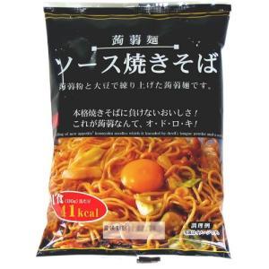 こんにゃく焼きそば ソース味 24食【送料無料】|healthy-c