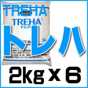 【送料無料 トレハロース】トレハ・12kg(2kg×6) お米・ごはん・お菓子・パン・てんぷら・から揚げなど|healthy-c
