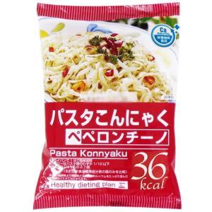 こんにゃくパスタ ペペロンチーノ×24食【送料無料】|healthy-c
