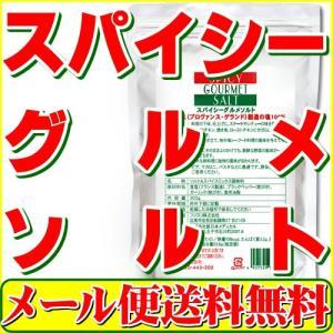 スパイシーグルメソルト300g ゲランドプロヴァンス産の自然塩を使用「メール便 送料無料」