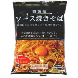 こんにゃく焼きそば ソース味 12食【送料無料】|healthy-c