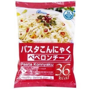 こんにゃくパスタ ペペロンチーノ×12食【送料無料】|healthy-c