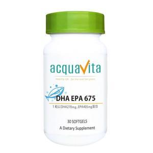 アクアヴィータ DHA EPA675 30粒  - ACQUA|healthy-good