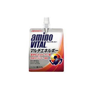 アミノバイタル ゼリー マルチエネルギー 180g×30個  - 味の素|healthy-good