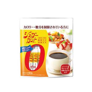 シュガーカットゼロ顆粒 80包  - 浅田飴