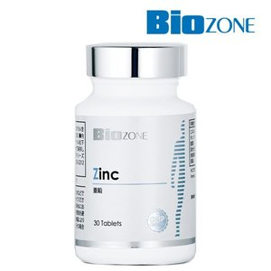 バイオゾーン ジンク(亜鉛) 30粒 BIOZNP-30  - 日本ダグラスラボラトリーズ|healthy-good
