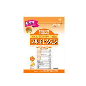 小林製薬 マルチビタミンお徳用 60粒  - 小林製薬 healthy-good