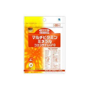 小林製薬 マルチビタミン・ミネラル+コエンザイムQ10 120粒  - 小林製薬|healthy-good