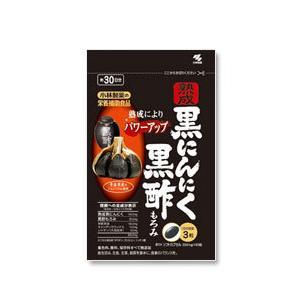 小林製薬 熟成黒にんにく黒酢もろみ 90粒  - 小林製薬 healthy-good