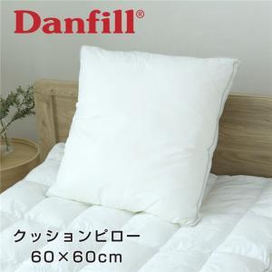 ダンフィル Danfill フィベール クッションピロー 60×60cm  - アペックス|healthy-good