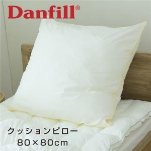 ダンフィル Danfill フィベール クッションピロー 80×80cm  - アペックス|healthy-good