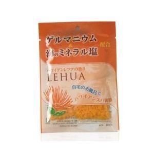 [アウトレットセール品] レフア海と火山の恵み入浴料 レフア 40g×10個  - ERA Japan|healthy-good