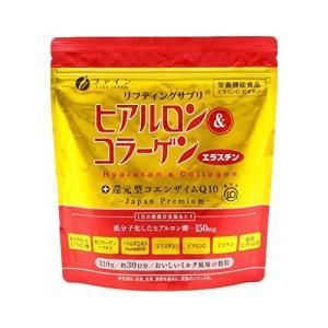 ヒアルロン&コラーゲン+還元型コエンザイムQ10袋タイプ 210g  - ファイン|healthy-good