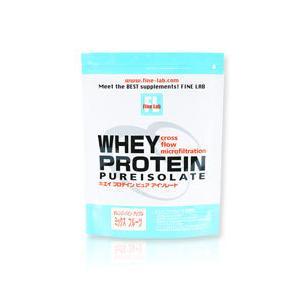 ファインラボ ホエイプロテイン ピュアアイソレート ミックスフルーツ 1kg  - ファインラボ|healthy-good