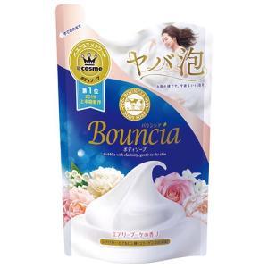 バウンシアボディソープ エアリーブーケの香り 詰替用 400ml  - 牛乳石鹸共進社 healthy-good
