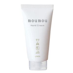 moumou ハンドクリーム リネン 30g  - 大香|healthy-good