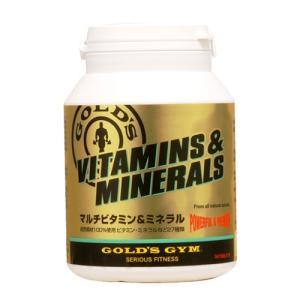 ゴールドジム マルチビタミン&ミネラル 90粒  - THINKフィットネス ※ネコポス対応商品|healthy-good