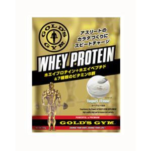 ゴールドジム ホエイプロテイン ヨーグルト風味 1500g  - THINKフィットネス|healthy-good