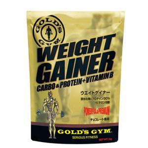 ゴールドジム ウエイトゲイナー 1kg  - THINKフィットネス|healthy-good
