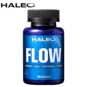 HALEO(ハレオ) フロー 100カプセル  - ボディプラスインターナショナル|healthy-good