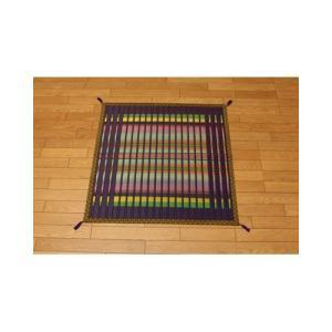 純国産 掛川織 い草御前 仏前 ござ 掛川 半畳 約88×88cm  - イケヒココーポレーション