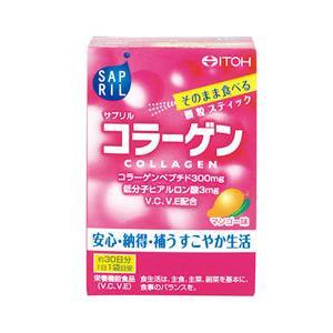 サプリル コラーゲン 30袋  - 井藤漢方製薬|healthy-good