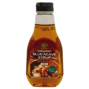 有機ブルーアガベシロップ 330g  - テルヴィス|healthy-good