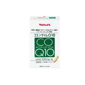 コエンザイムQ10 60カプセル  - ヤクルトヘルスフーズ|healthy-good