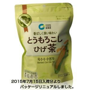 とうもろこしひげ茶 ティーパック 10g×15包  - デサンジャパン|healthy-good
