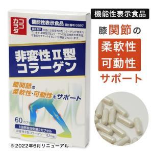 ココカラダ NEW 非変性2型コラーゲン(UC-2) 60粒 ※プレゼント付  - コーワリミテッド|healthy-good