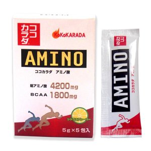 ココカラダ アミノ酸 トライアル 5g×5包入  - コーワリミテッド|healthy-good