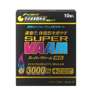スーパーヴァーム顆粒 (SUPER VAAM) 4g×10包  - 明治|healthy-good