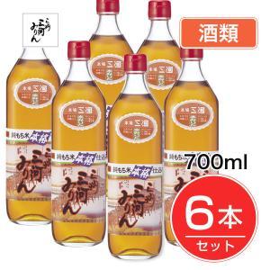 「三州三河みりん 700ml」は、もち米のおいしさを、醸造という日本の伝統的な技のみで引き出した本格...