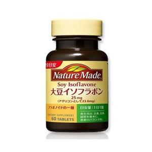ネイチャーメイド 大豆イソフラボン 60粒  - 大塚製薬|healthy-good