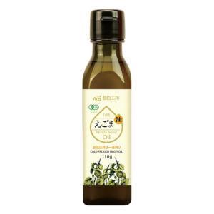 有機えごま油(生) 110g  - 長白工坊|healthy-good