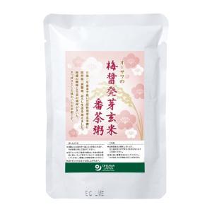 オーサワの梅醤発芽玄米番茶粥 200g  - オーサワジャパン healthy-good