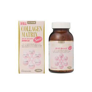コラーゲンマトリックススマイル  900粒  - 三井物産|healthy-good
