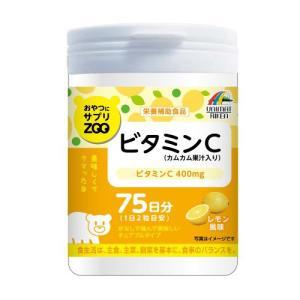 おやつにサプリZOO ビタミンC 150粒  - ユニマットリケン healthy-good